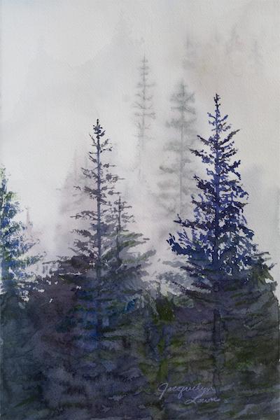 Jacqui Lown ~ Mist Missed