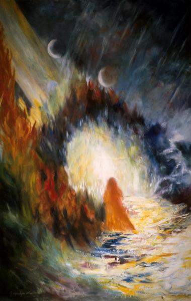 Jacqui Lown ~ Passage