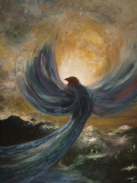 Jacqui Lown ~ Reverse Flight